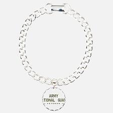 Guard Veteran Charm Bracelet, One Charm