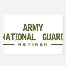 Retired Guard Postcards (Package of 8)