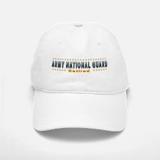 Army Guard Retired Baseball Baseball Cap