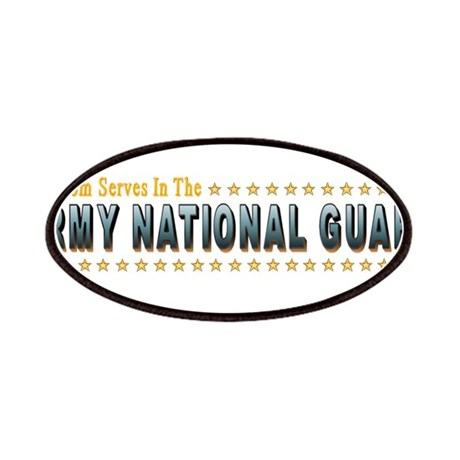 Army Guard Mom Patches