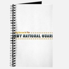 My Army Guard Boy Journal