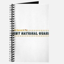 My Army Guard Girl Journal