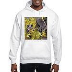 Flowers #9 Hooded Sweatshirt