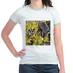 Flowers #9 Jr. Ringer T-Shirt