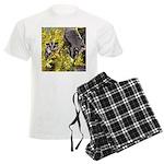 Flowers #9 Men's Light Pajamas