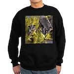 Flowers #9 Sweatshirt (dark)