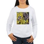 Flowers #9 Women's Long Sleeve T-Shirt