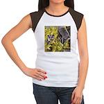 Flowers #9 Women's Cap Sleeve T-Shirt