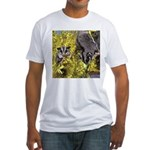 Flowers #9 Fitted T-Shirt