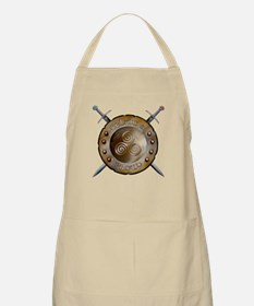 Shield and swords Apron