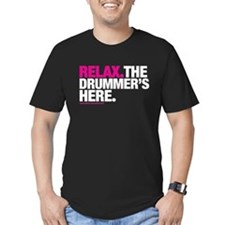 Relax-BigPink, reversed T-Shirt