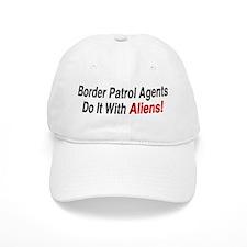 Border Patrol Agents - Baseball Cap