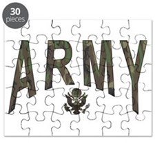 Army & Eagle Puzzle