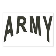 Army Postcards (Package of 8)