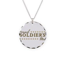 Soldier's Mom Necklace