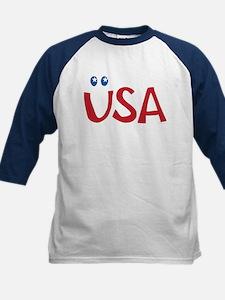 USA Smiles: Kids Baseball Jersey