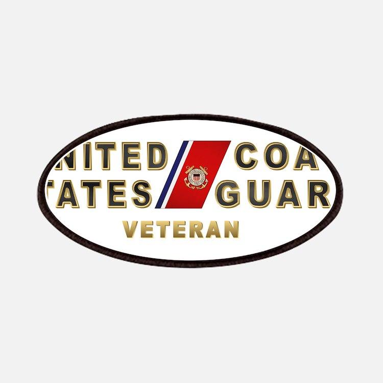 USCG Veteran Patches