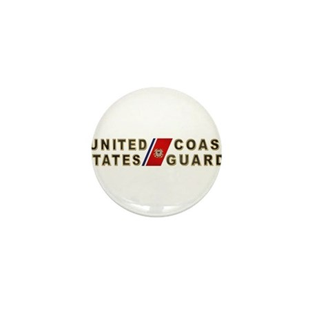 USCG Mini Button (100 pack)