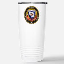11th District USCG Travel Mug