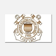 USCG Car Magnet 20 x 12