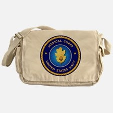 Navy Medical Corps Messenger Bag