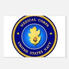 Navy Medical Corps Postcards (Package of 8)