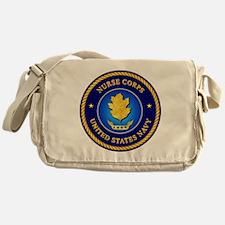 Navy Nurse Corps Messenger Bag