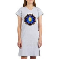 Navy Medical Services Women's Nightshirt