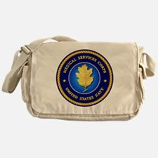 Navy Medical Services Messenger Bag