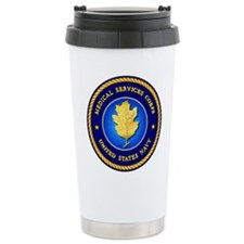 Navy Medical Services Travel Mug
