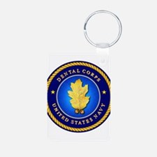 Navy Dental Corps Keychains