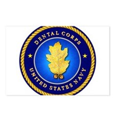 Navy Dental Corps Postcards (Package of 8)
