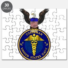 Navy Corpsman Puzzle