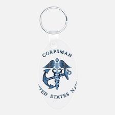 U.S. Navy Corpsman Keychains