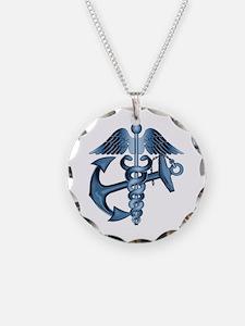 U.S. Navy Corpsman Necklace
