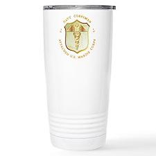 Navy Corpsman USMC Travel Mug