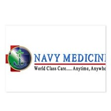 Navy Medicine Postcards (Package of 8)