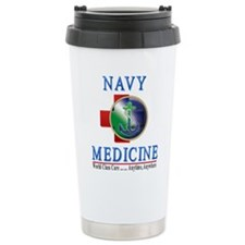 Navy Medicine Travel Mug