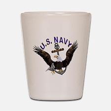 US NAVY (Anchor & Eagle) Shot Glass