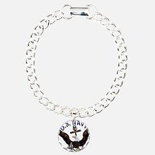 US NAVY (Anchor & Eagle) Bracelet