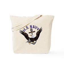US NAVY (Anchor & Eagle) Tote Bag