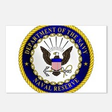 US Navy Reserve Postcards (Package of 8)