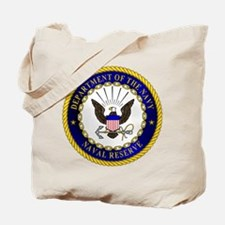 US Navy Reserve Tote Bag
