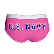 U.S. NAVY Women's Boy Brief