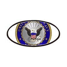 US Navy Veteran Patches