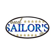 Sailor's Mom Patches