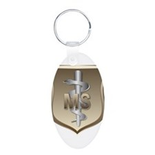 USAF Medical Services Keychains