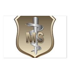 USAF Medical Services Postcards (Package of 8)