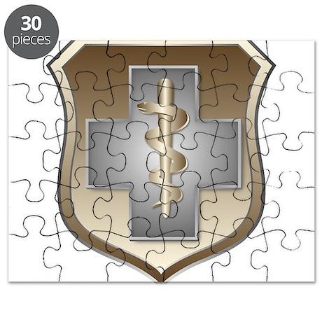 USAF Enlisted Medical Puzzle
