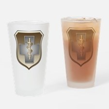 USAF Enlisted Medical Drinking Glass